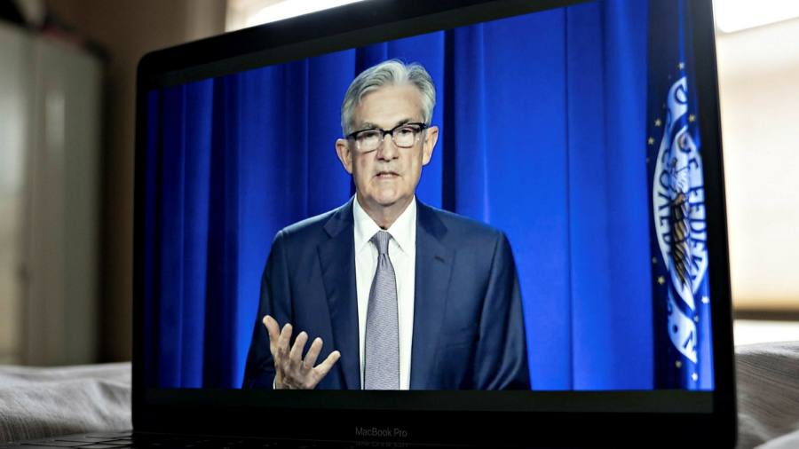 Powell warns of 'significant uncertainty' over US recovery