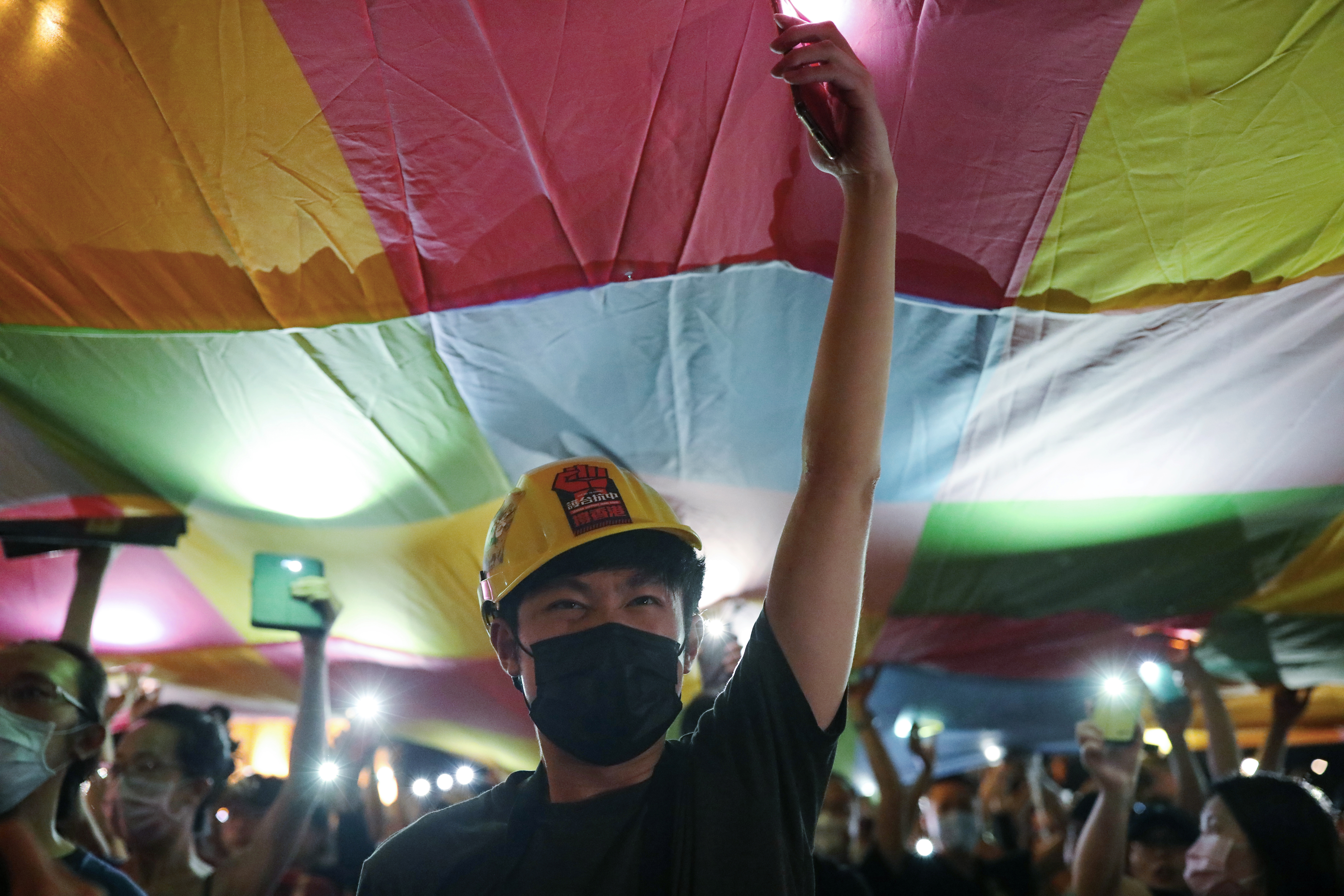The global pushback against China's overreach in Hong Kong
