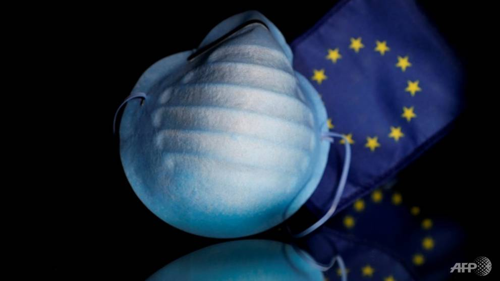 EU leaders launch talks on huge COVID-19 recovery plan