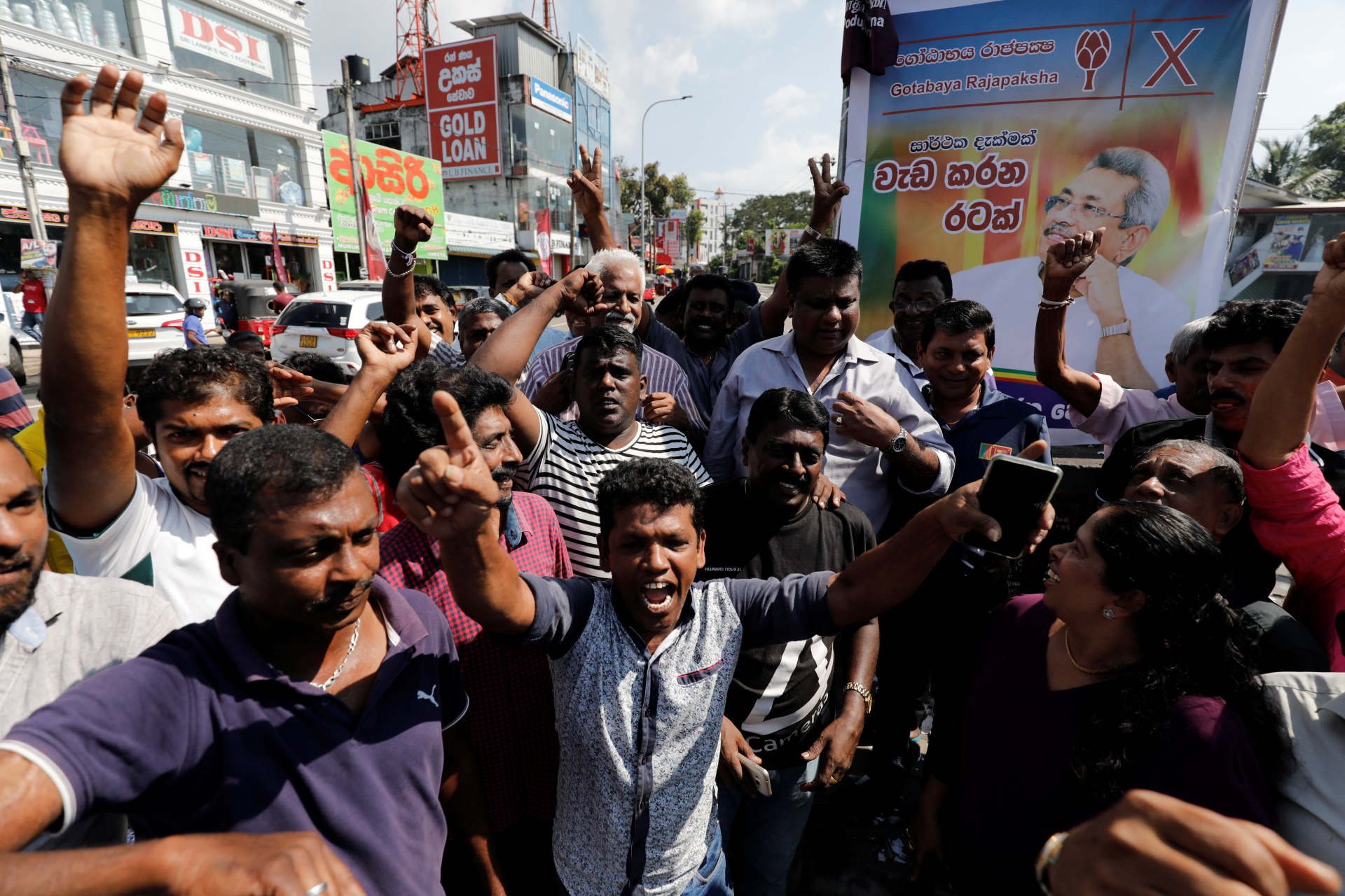 Sri Lanka's return to ethnic majoritarianism