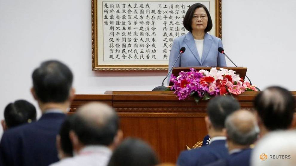 Taiwan pitches investment deal with EU to strengthen democracy