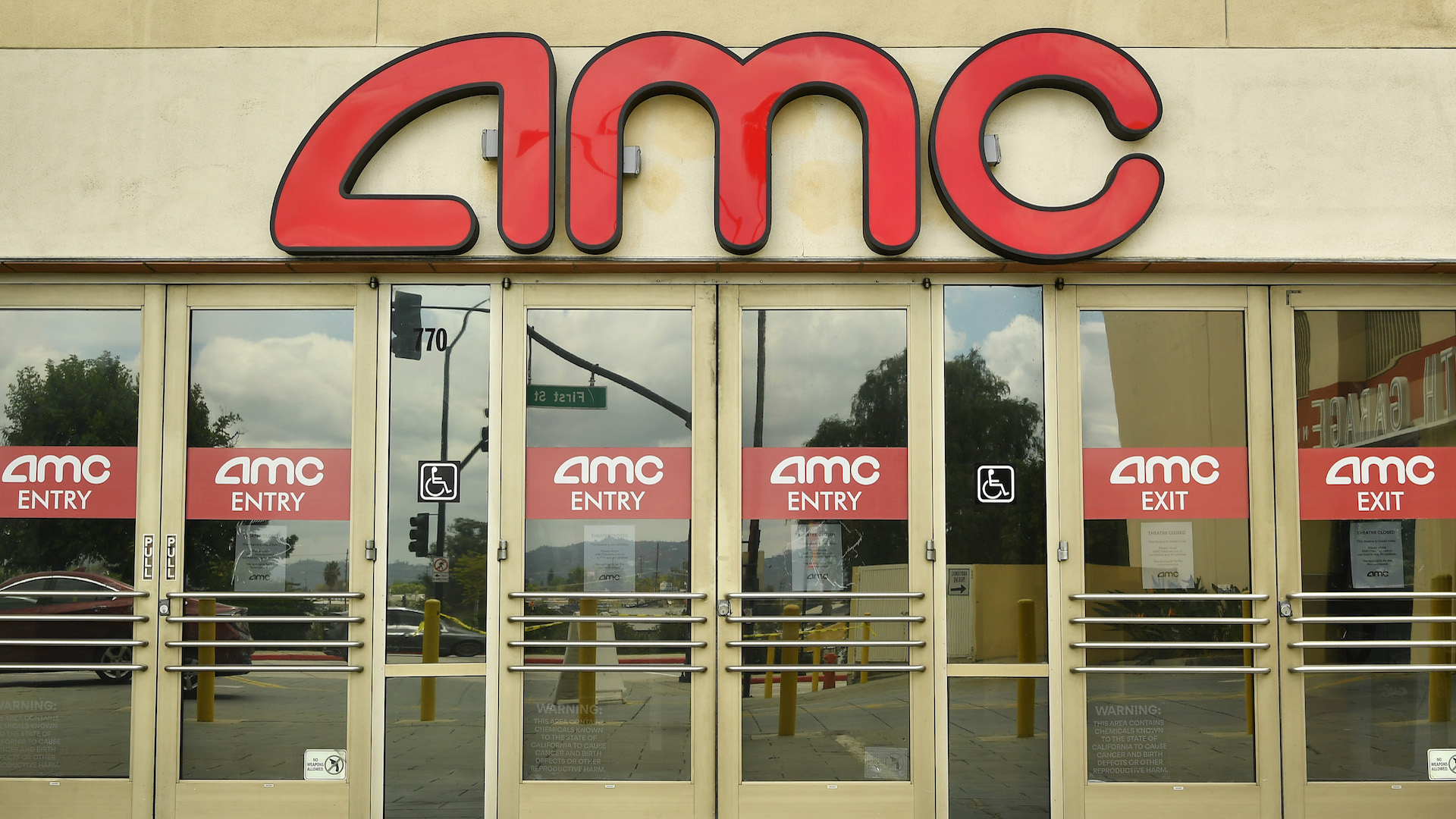 AMC Theaters Set to Reopen 450 Locations in July Amid COVID-19