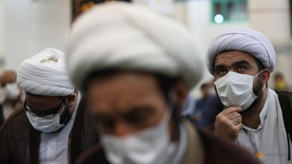 Iran's death toll from coronavirus outbreak approaches 10,000
