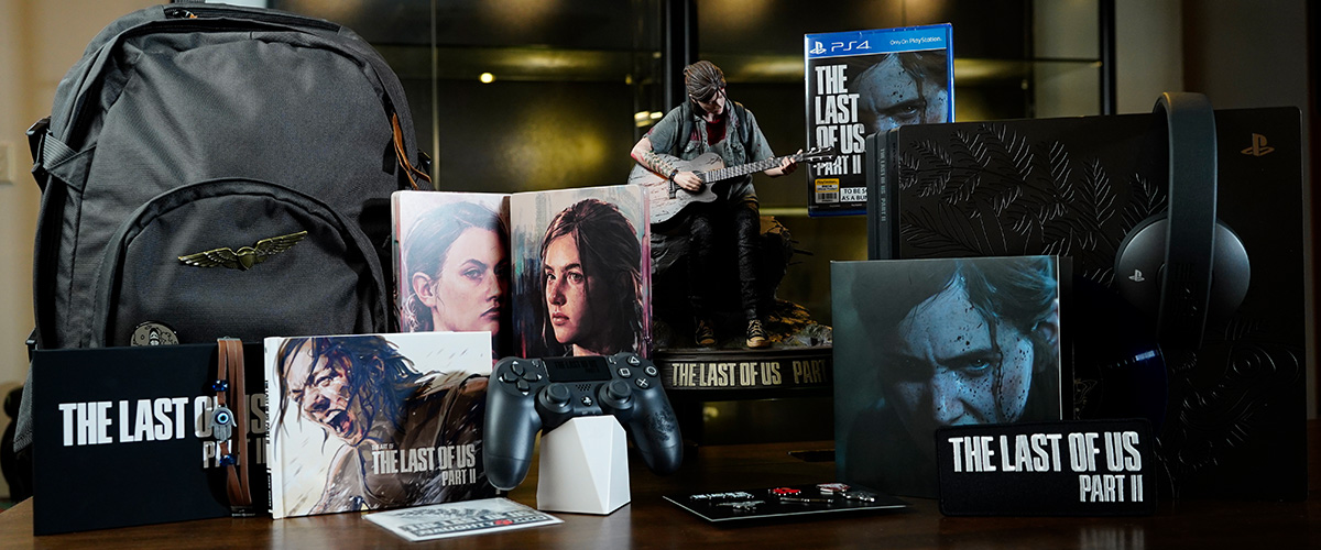 Geek Unboxing: The Last of Us Part II - Ellie Edition, Limited Edition PS4 Pro & Seagate 2TB Game Drive