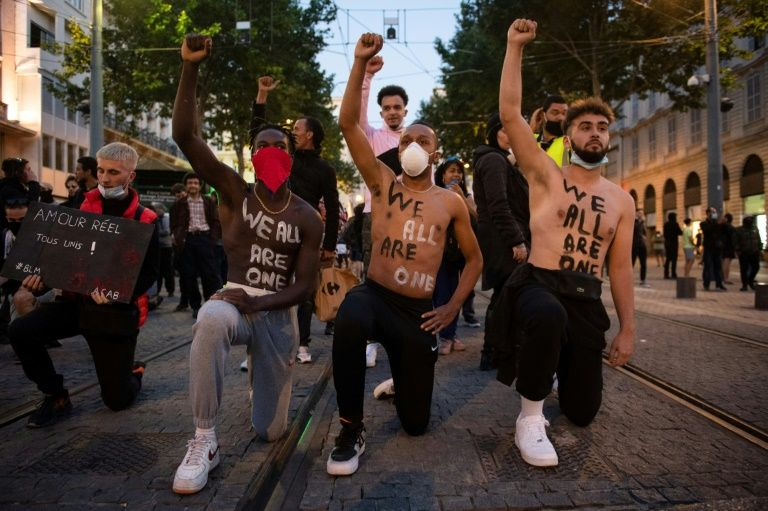 France urged to 'wake up' to discrimination against black people