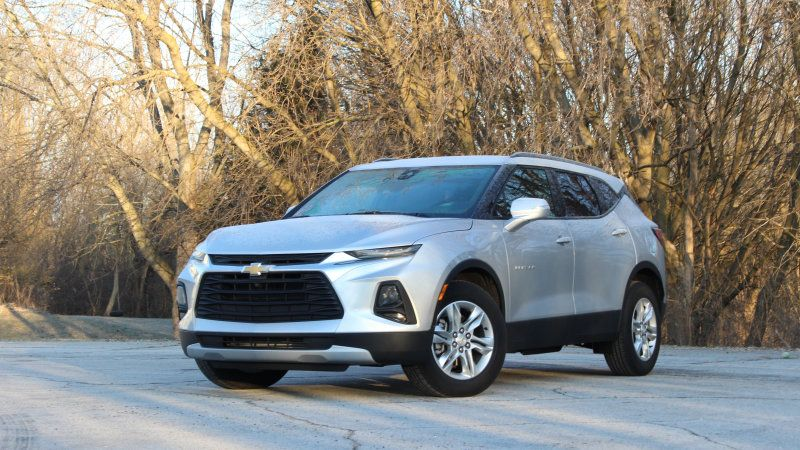 2021 Chevrolet Blazer makes active safety features standard on most trims