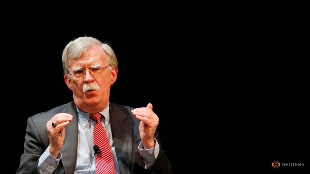 Bolton book excerpts complicate White House demand to halt publication, judge says