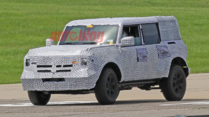Ford moves Bronco reveal date from O.J. Simpson's birthday