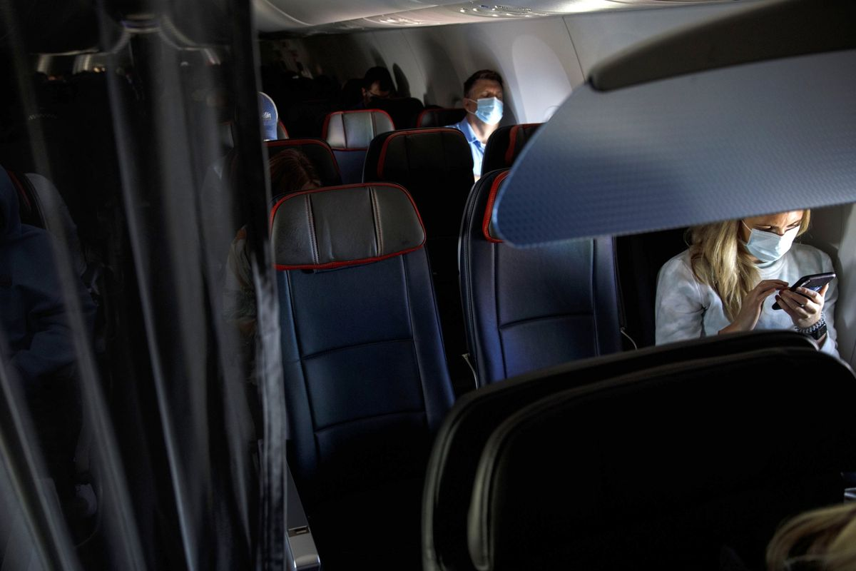How Safe Is Flying in the Age of Coronavirus?