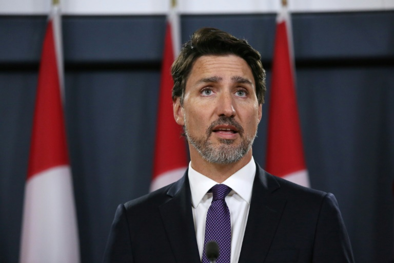 Trudeau 'disappointed' China has charged two Canadians