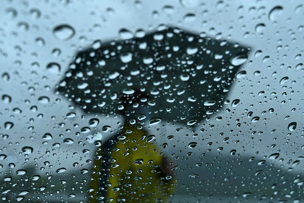 How can you see friends and family when the weather's bad?