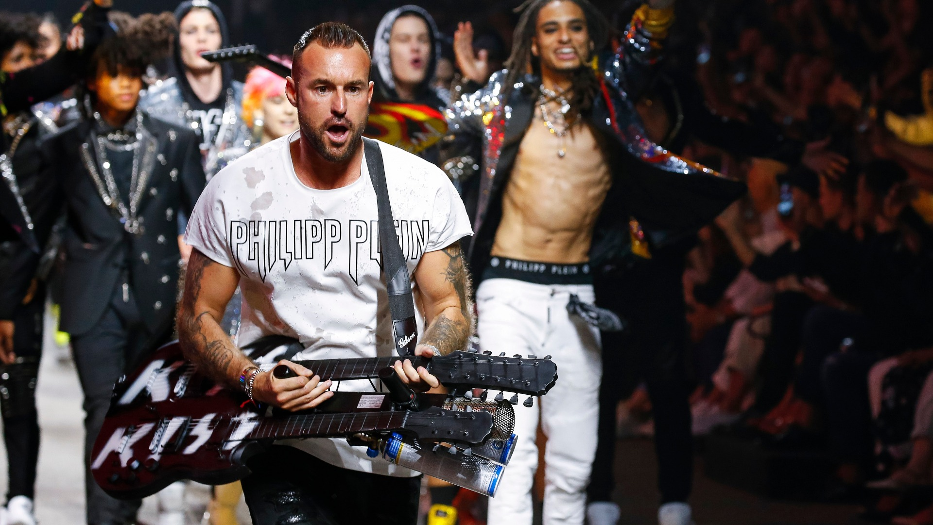 Philipp Plein Called Out for 'Knocking Off' Dior x Stüssy Collab Design