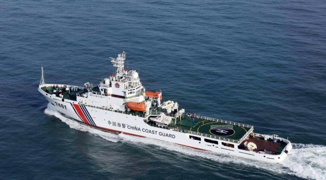 日本还在数:中国公务船连续68天驶入钓鱼岛海域