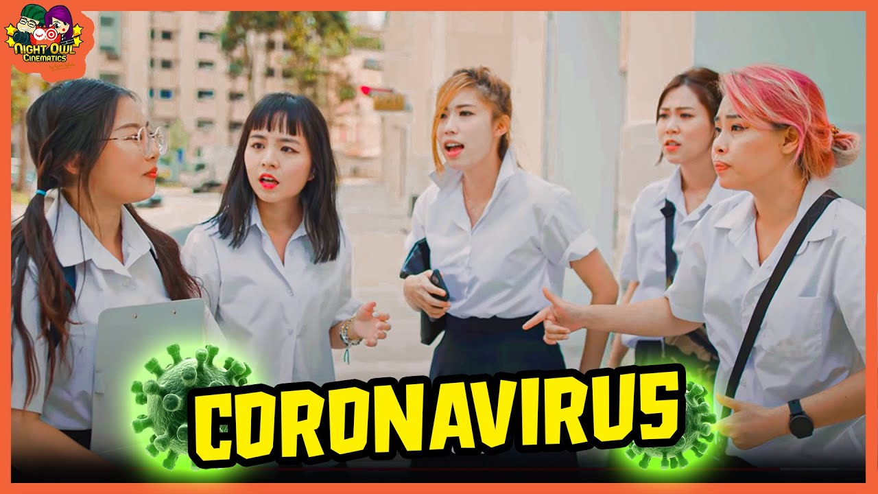 Types of People During The Coronavirus Pandemic