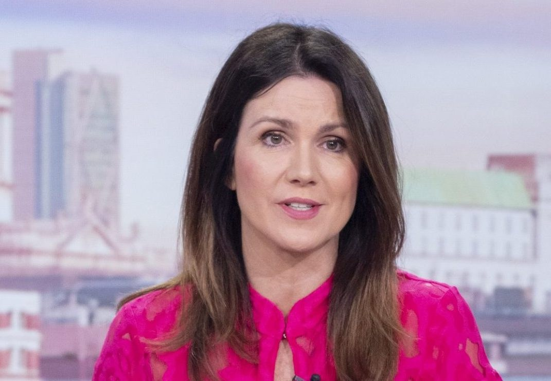 Susanna Reid describes horrific social media trolling left her at breaking point: 'I'm informed I am too fat, too thin, too old and too stupid'
