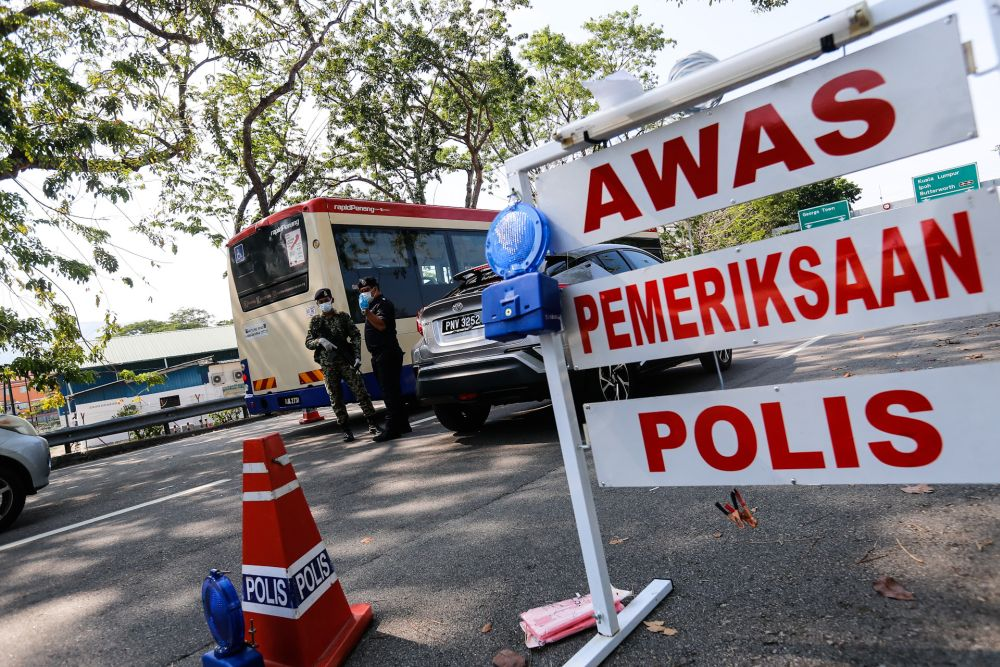 IGP: Police to increase checks, monitoring of public areas as Covid-19 cases rise