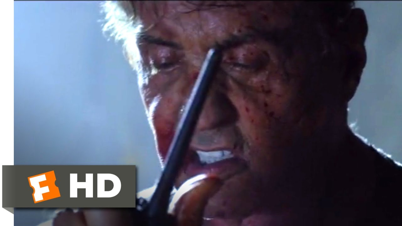 Rambo: Last Blood (2019) - I Saved You for Last Scene (9/10) | Movieclips