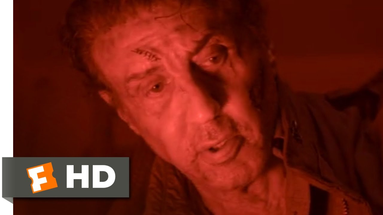 Rambo: Last Blood (2019) - Brothel Beatdown Scene (3/10) | Movieclips