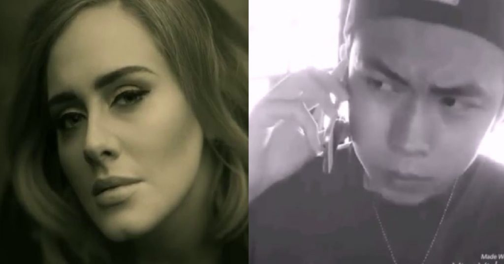 """Local guy keeps """"receiving"""" calls from adele"""