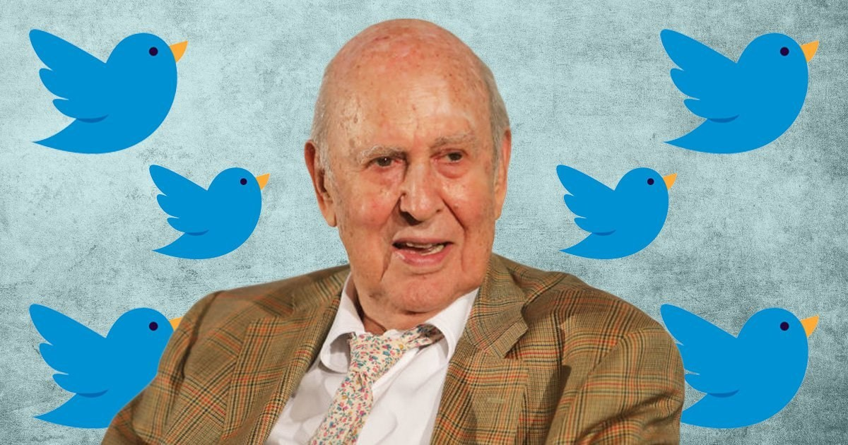 Carl Reiner's tweets were both legendary and hilarious as he dies aged 98