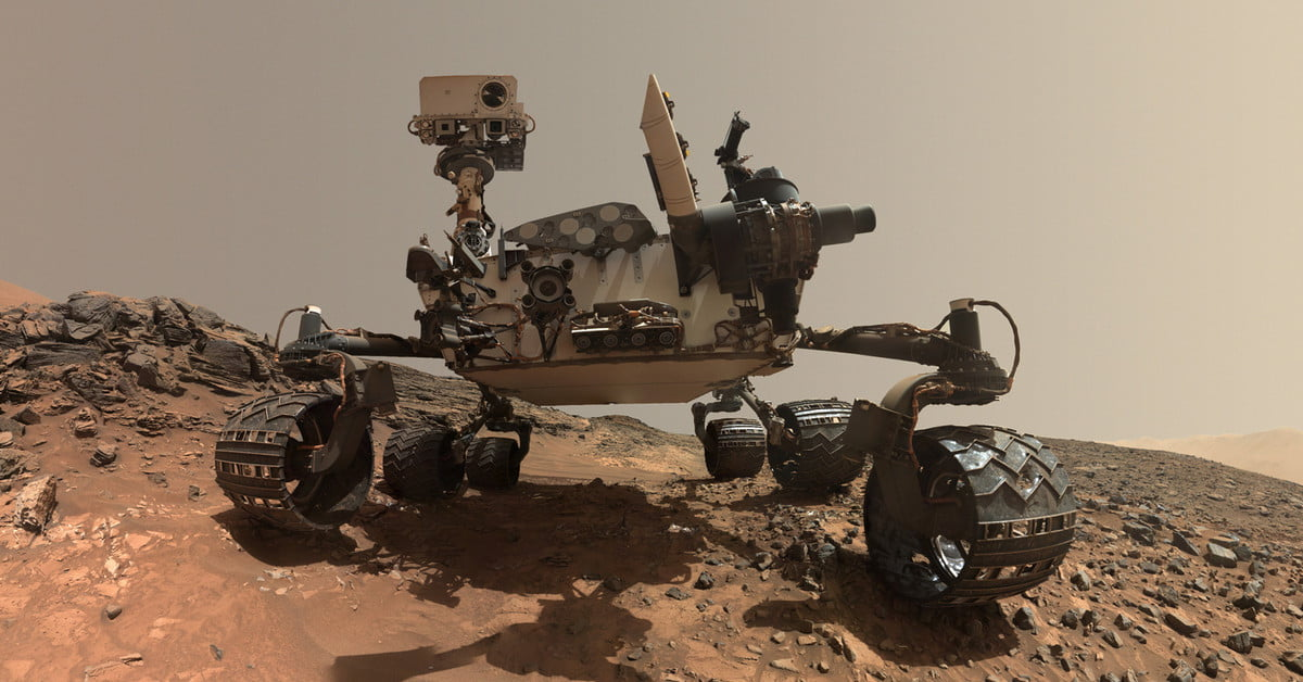 How Curiosity is keeping itself entertained on Mars over the long weekend