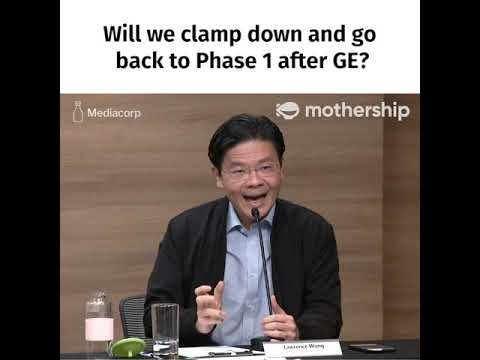 Covid19 in Singapore: Will we clamp down and go back to Phase 1 after GE?