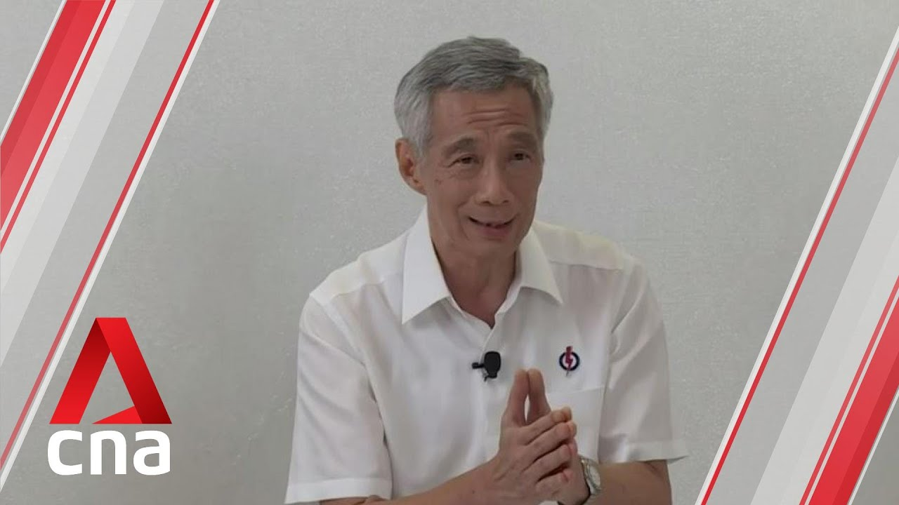 GE2020: Residents most worried about jobs and income security, says PM Lee
