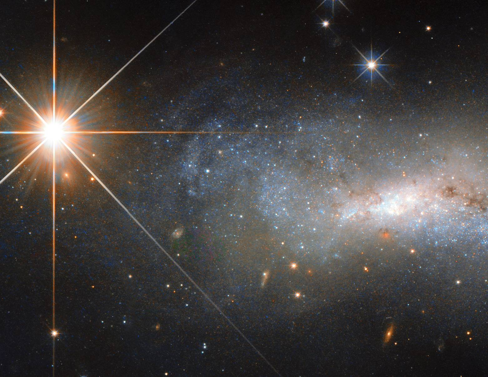 Astronomers spotted something strange in space and can't explain it