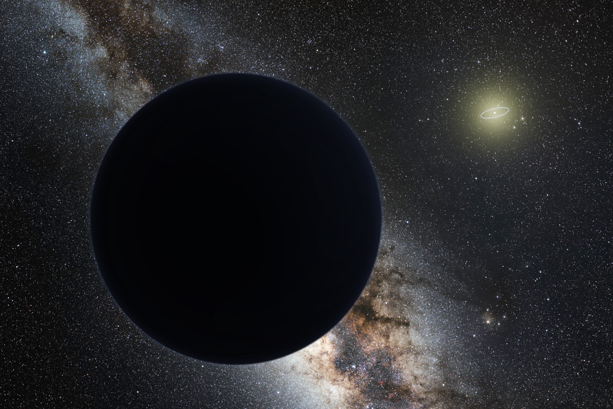 Is Planet Nine a Primordial Black Hole? Scientists Digging Deep