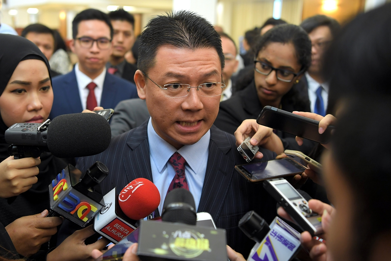 DAP ready to work with other parties to form Perak govt – Nga Kor Ming