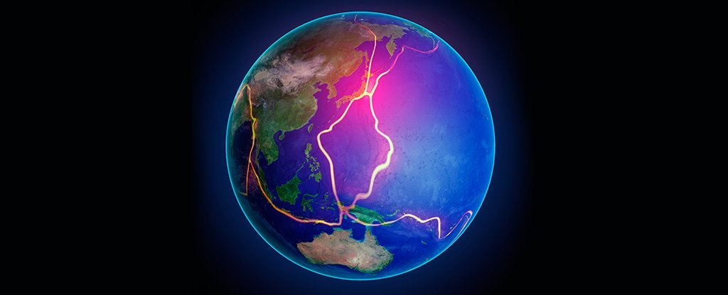 Earth's Tectonic Plates May Have Formed in a Vastly Different Process Than We Thought