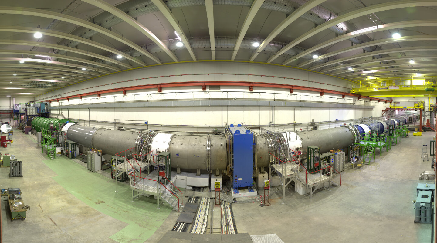 CERN experiment reports first evidence for ultra-rare process that could lead to new physics