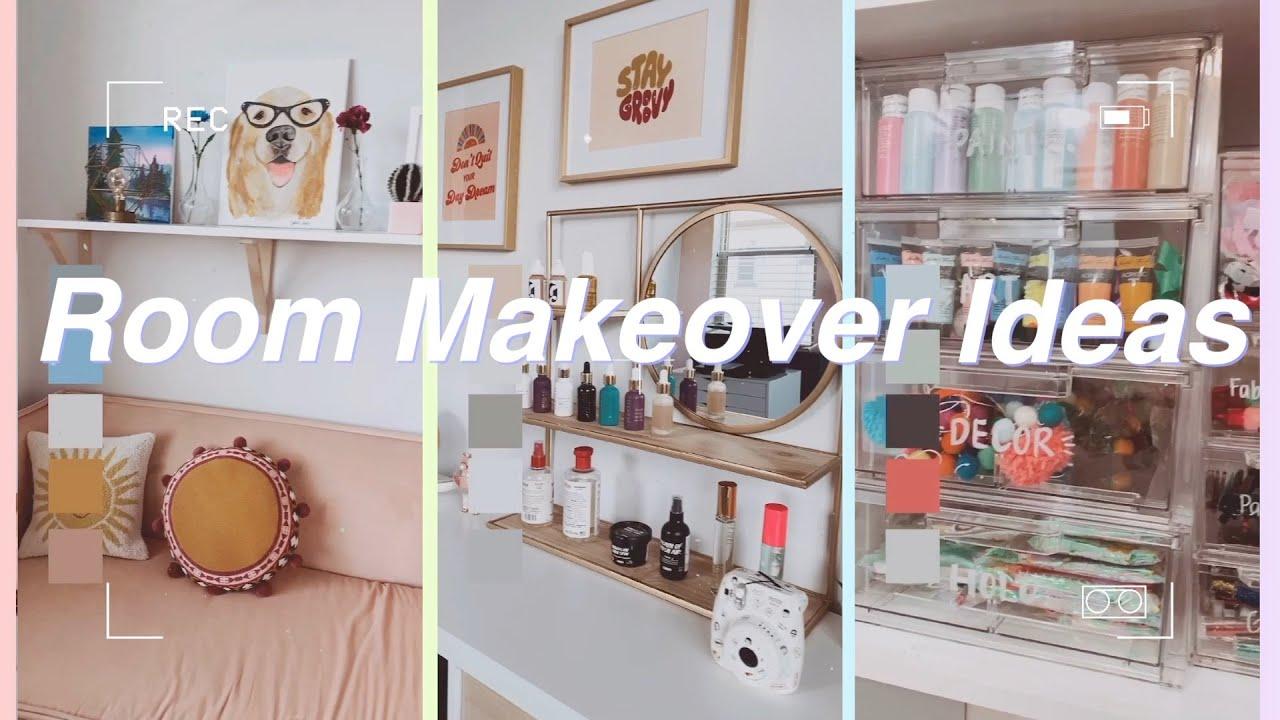 Room Makeover Ideas to Inspire Productivity & Organization!
