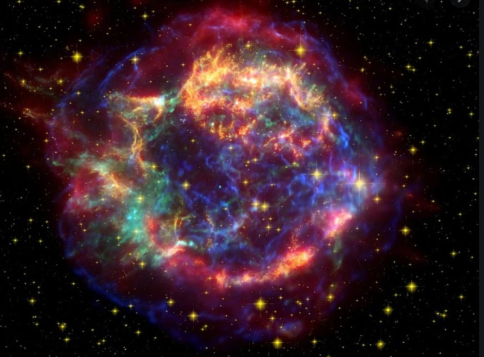 Calcium in Human Bones Came from Exploding Stars, Study Finds