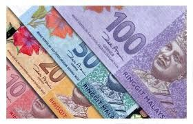 Ringgit weakens against US dollar to 4.0590
