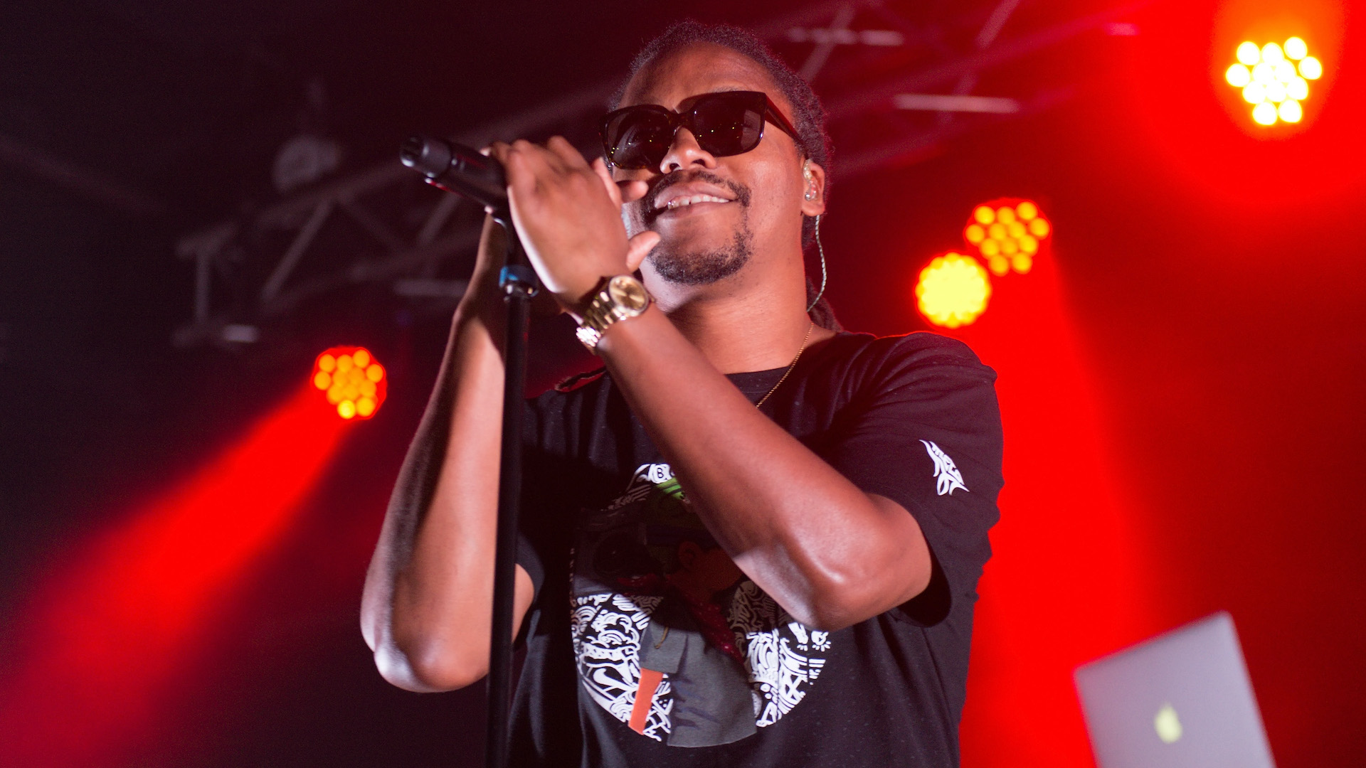 Watch Lupe Fiasco and UMI's Livestream Charity Concert