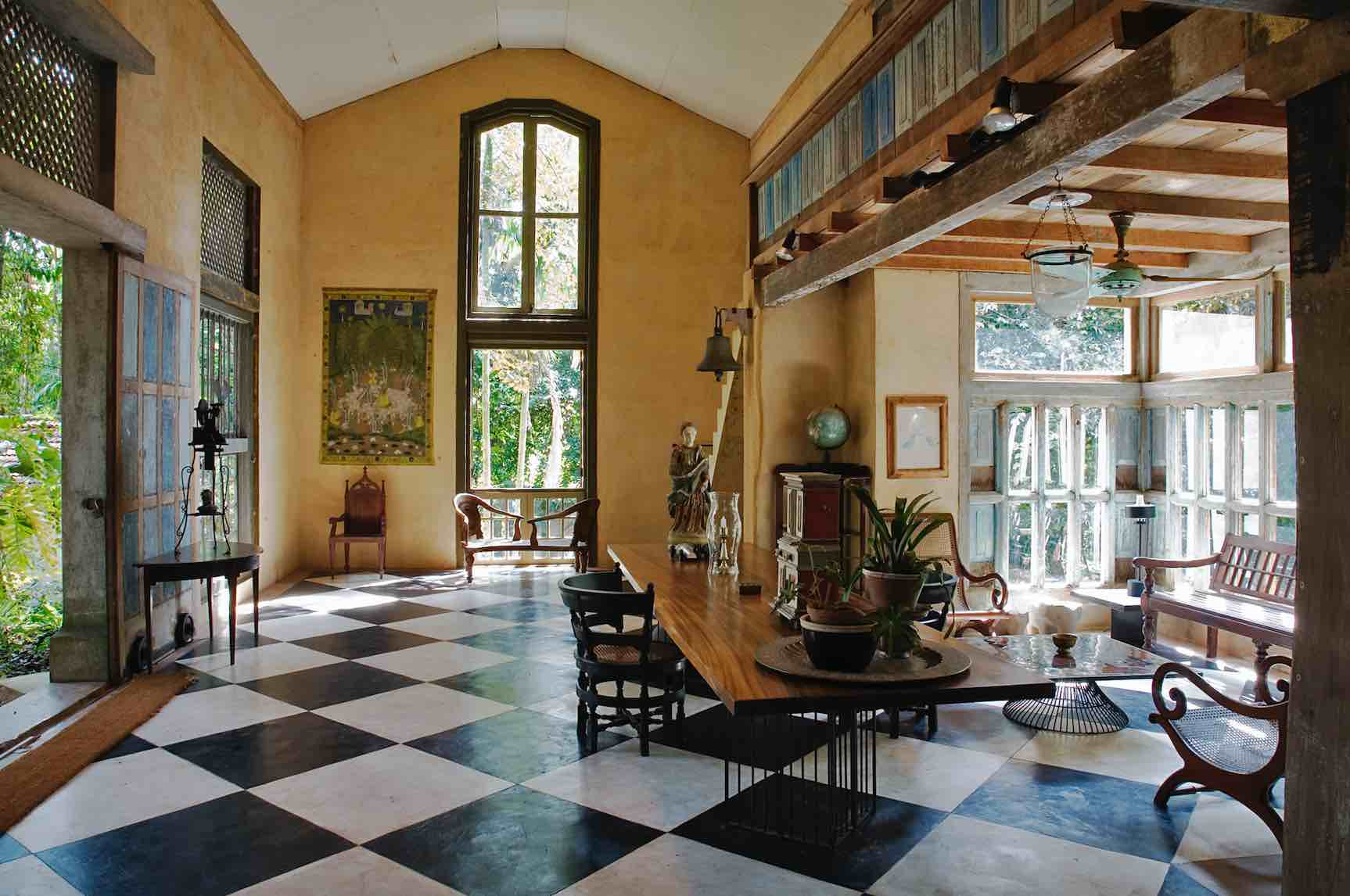 Lunaganga Estate – Proud Pinnacle Of Sri Lanka's Design Heritage