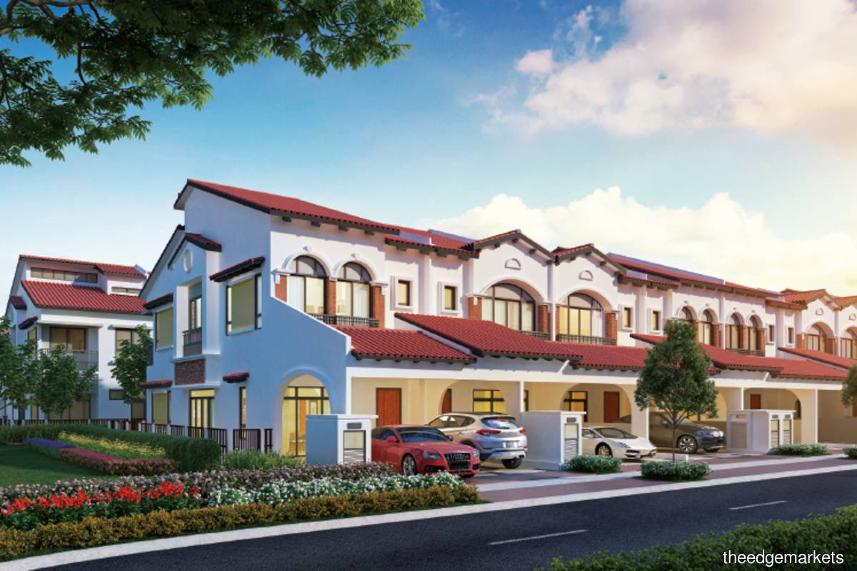 Twenty-five units of Setia Safiro Phase 2B sold at launch