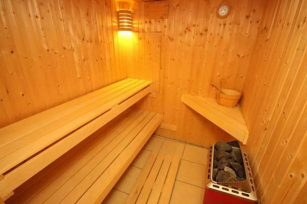 Inside unassuming bungalow worth £820,000 that hides huge indoor pool and sauna