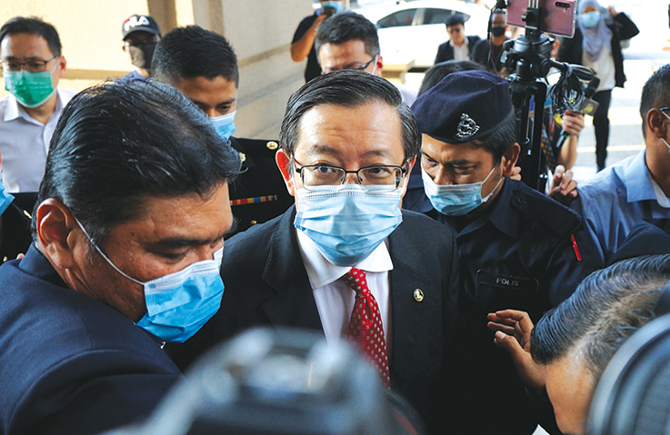 Lim Guan Eng wins appeal to reinstate award for damages for defamation by Perkasa