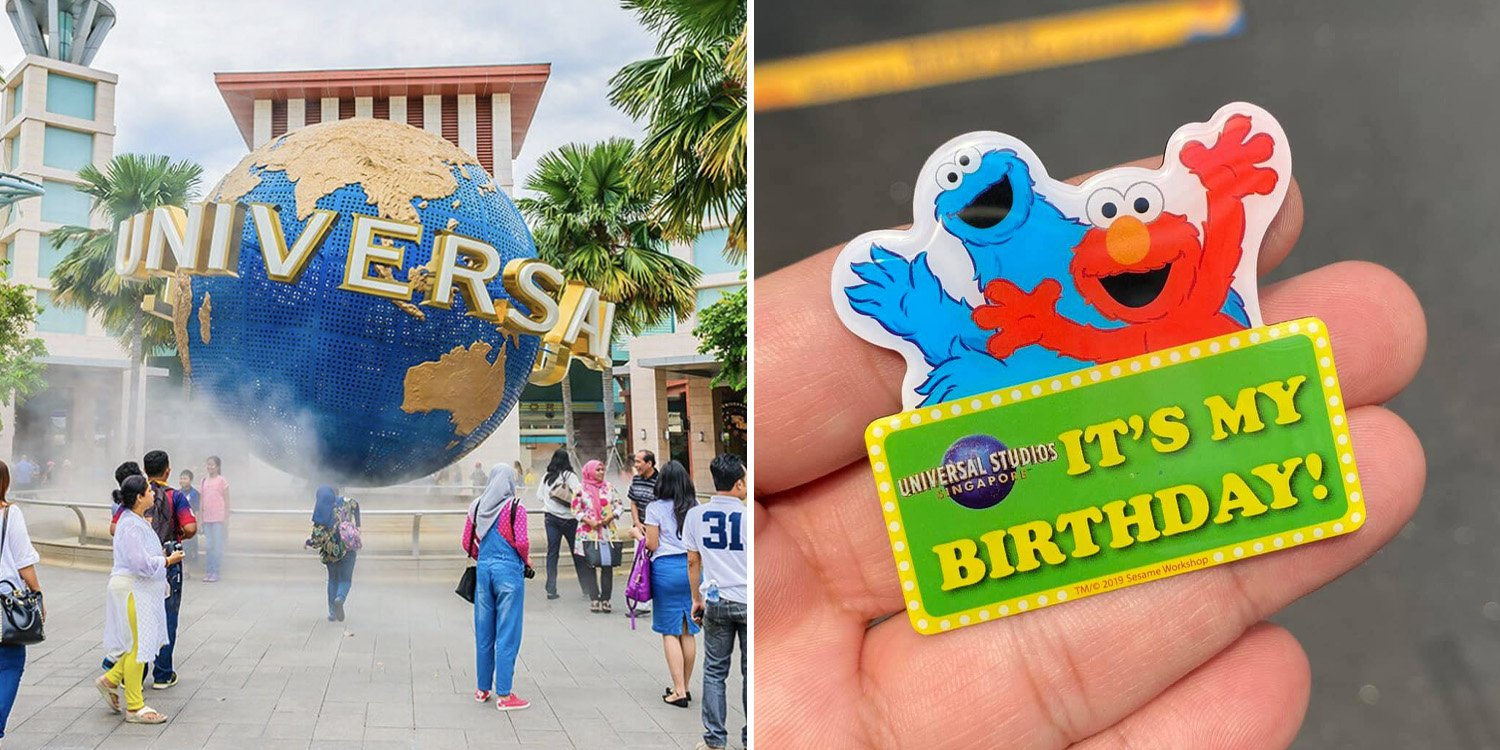 Man finds out universal studios s'pore gives you birthday popcorn for birth month visits