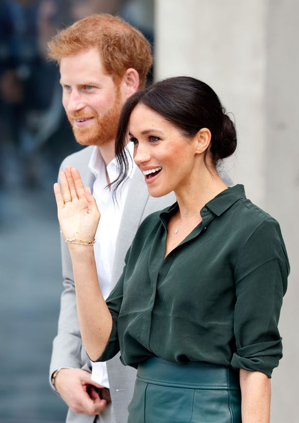 Meghan Markle and Prince Harry look to 'make more public appearances in 2021'