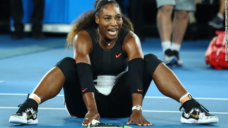Serena Williams battles past sister Venus in their 31st career clash