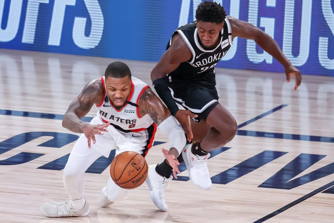 NBA: Damian Lillard and the Portland Trail Blazers claim final play-in berth