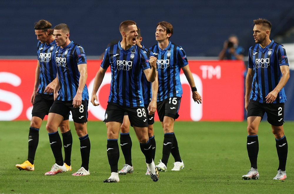 Atalanta turn to next season after 'bitter' Champions League exit