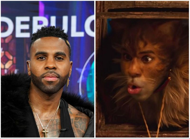 Bless his heart, Jason derulo truly thought 'cats' would 'change the world'