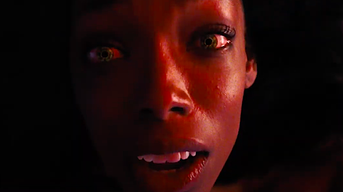 The first trailer for the evil-weave movie Bad Hair puts scares before camp