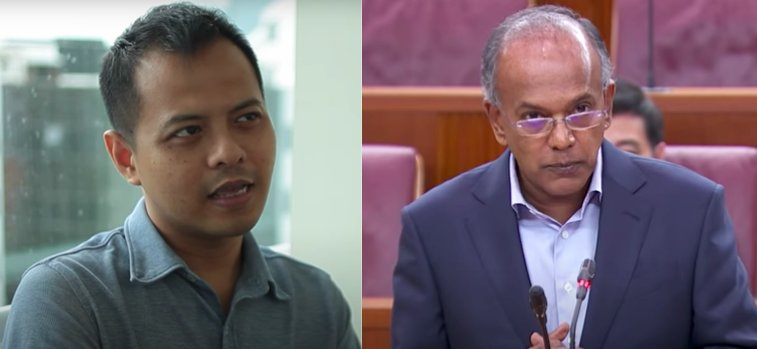 "Playright criticizes K. Shanmugam for biasedly interpreting Mahathir's poem: ""What really is the point of riling up Singaporeans in this way?"""