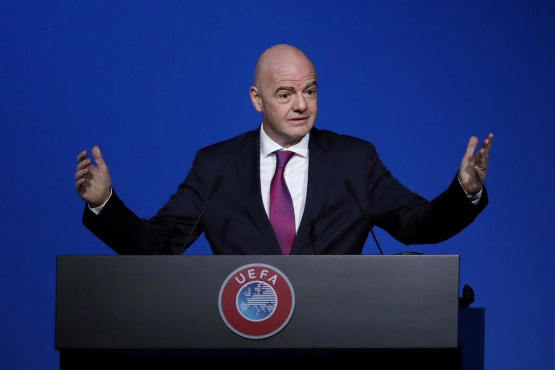 Football: Fifa chief Gianni Infantino believes he is 'untouchable', says his predecessor Sepp Blatter