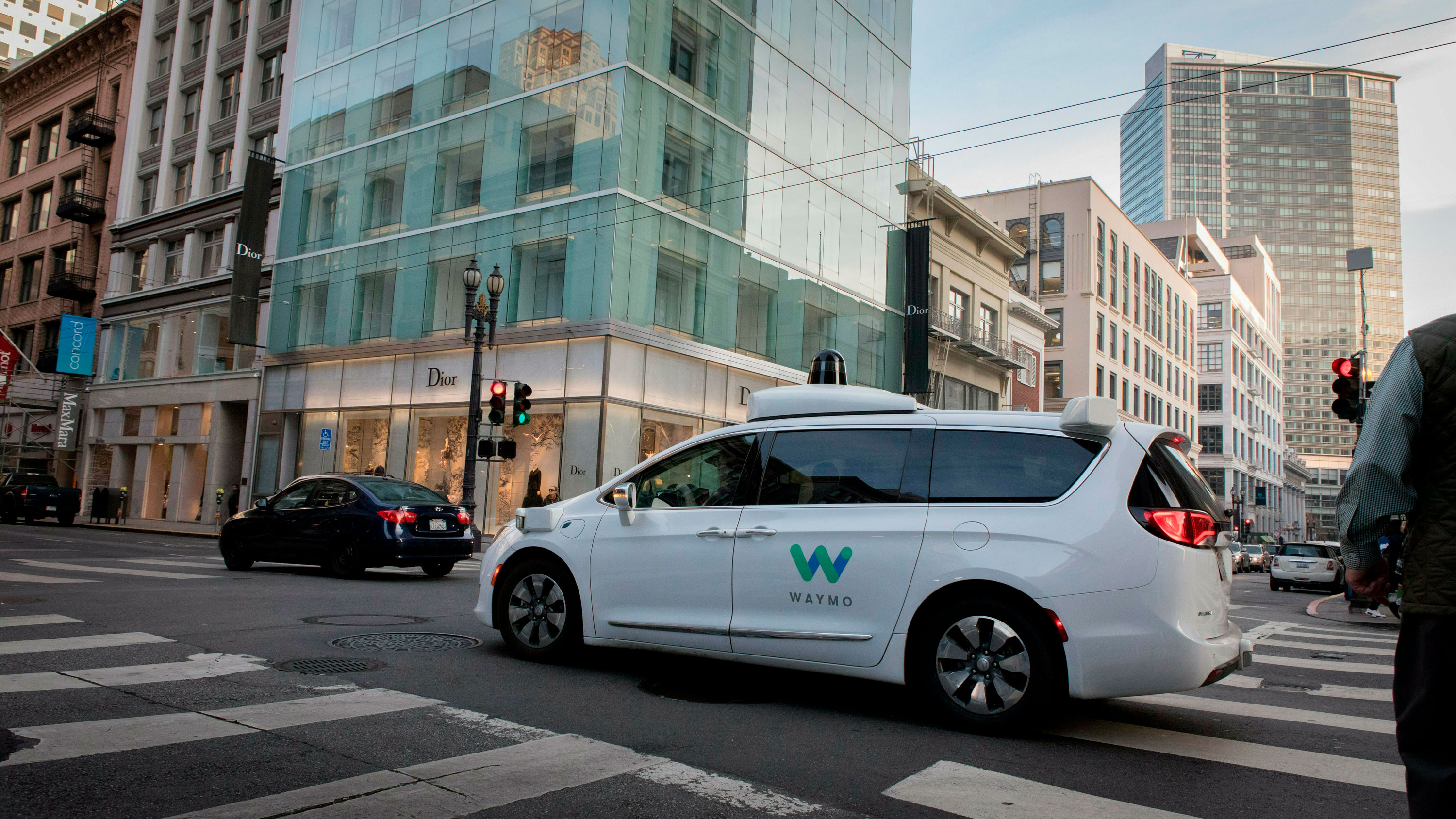 Waymo is going to share its self-driving data—but it's still not enough